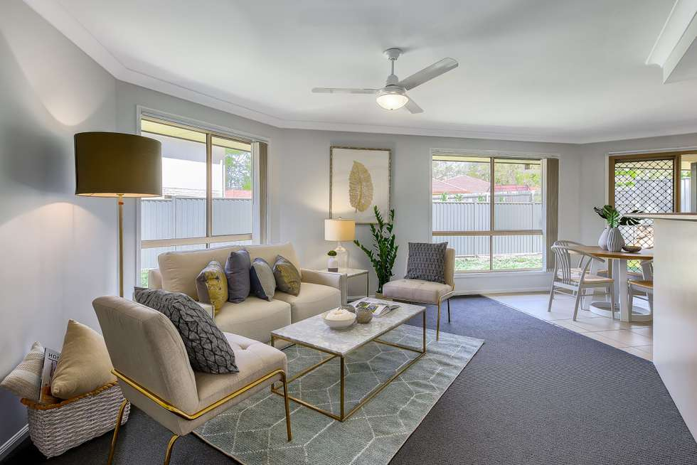 Second view of Homely house listing, 48 Salubris Place, Moggill QLD 4070