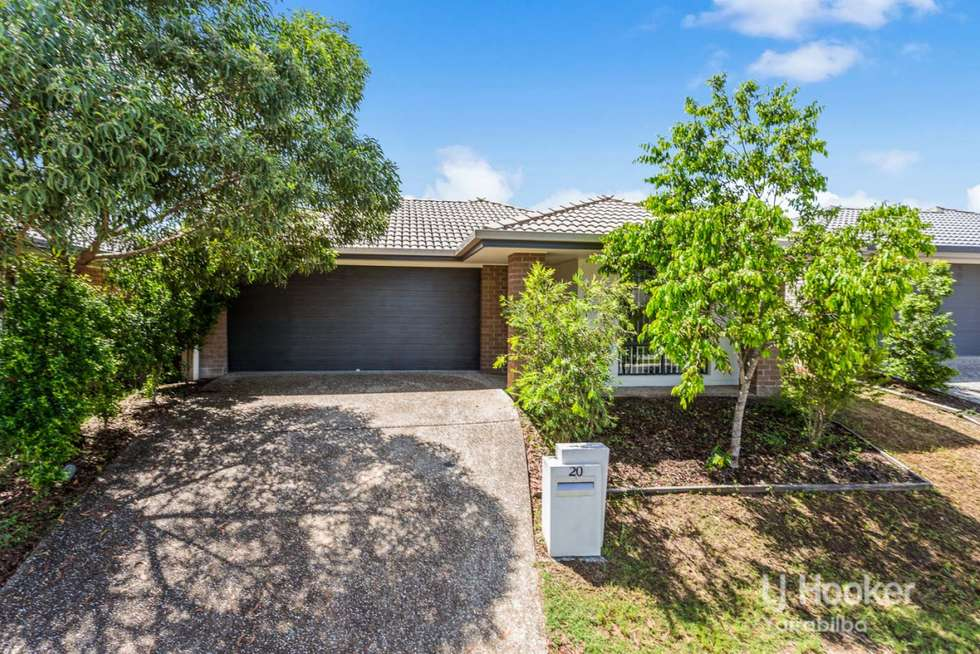 Second view of Homely house listing, 20 Malachite Drive, Logan Reserve QLD 4133
