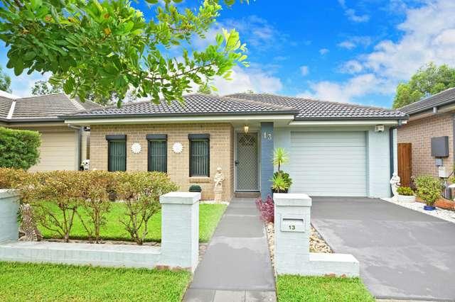 13 Sanderling Crescent, Cranebrook NSW 2749