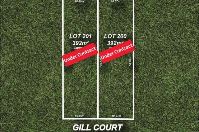 Lot 200 & 201/9 Gill Court, Hope Valley SA 5090
