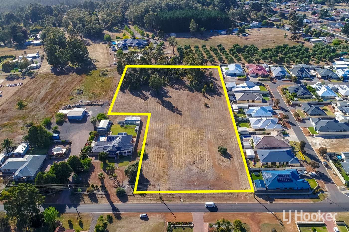 Main view of Homely residentialLand listing, 290 Prinsep Street North, Collie WA 6225