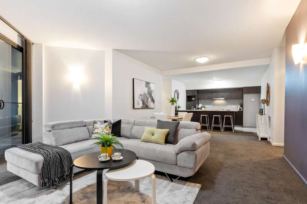Third view of Homely apartment listing, 106/131 Adelaide Terrace, East Perth WA 6004