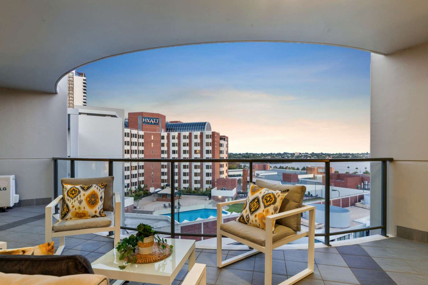 Fifth view of Homely apartment listing, 106/131 Adelaide Terrace, East Perth WA 6004