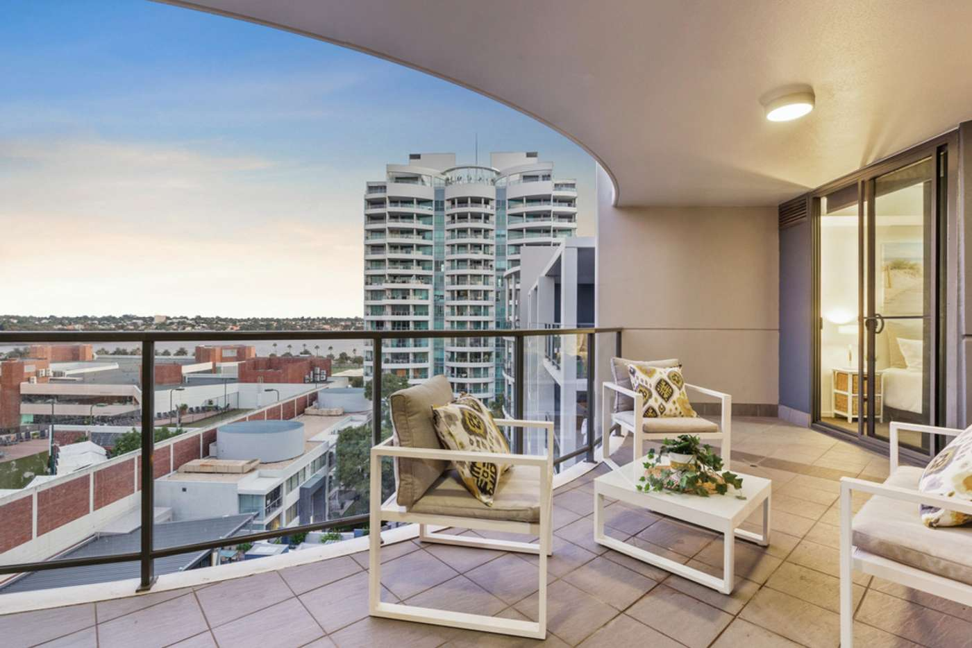 Sixth view of Homely apartment listing, 106/131 Adelaide Terrace, East Perth WA 6004