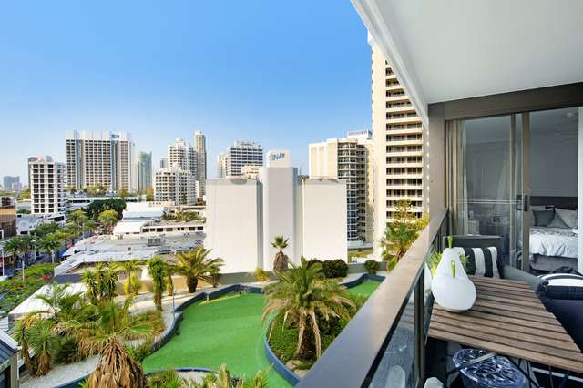 3 ORCHID, Surfers Paradise QLD 4217