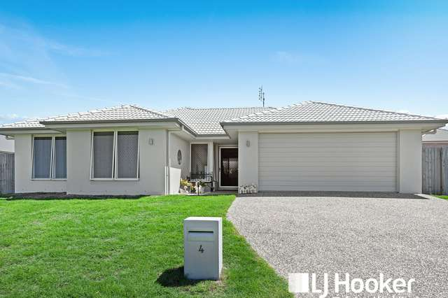 4 Flinders Crt, Plainland QLD 4341