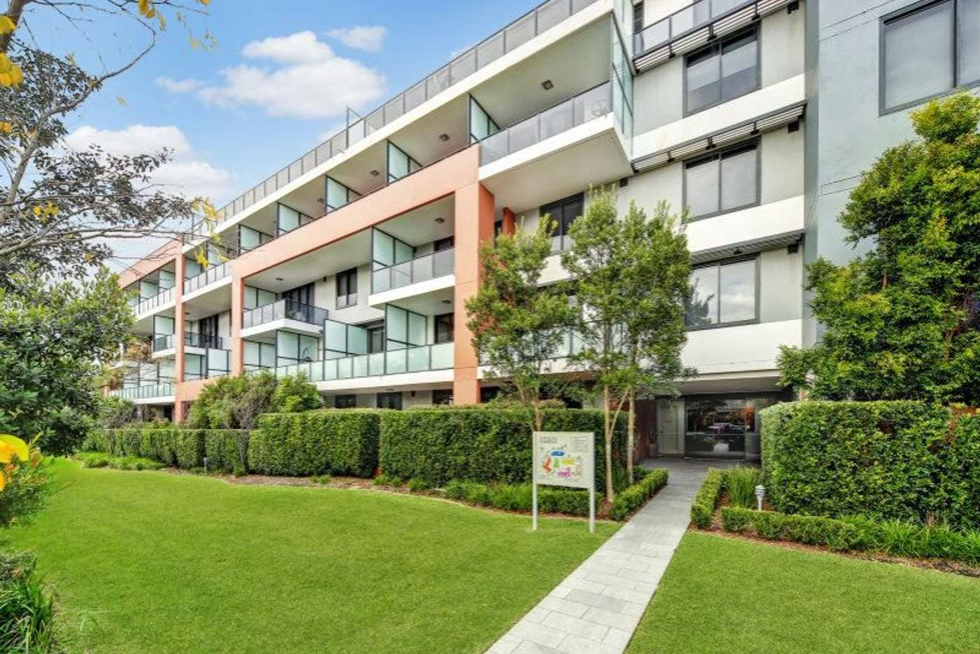 Main view of Homely unit listing, 513/17-19 Memorial Avenue, St Ives NSW 2075