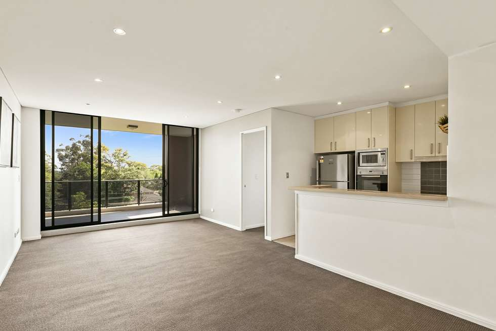 Second view of Homely unit listing, 513/17-19 Memorial Avenue, St Ives NSW 2075
