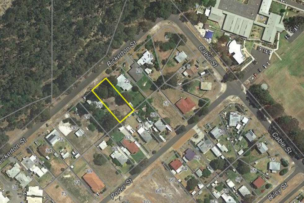 Fifth view of Homely residentialLand listing, 24 Bickerton Street, Collie WA 6225