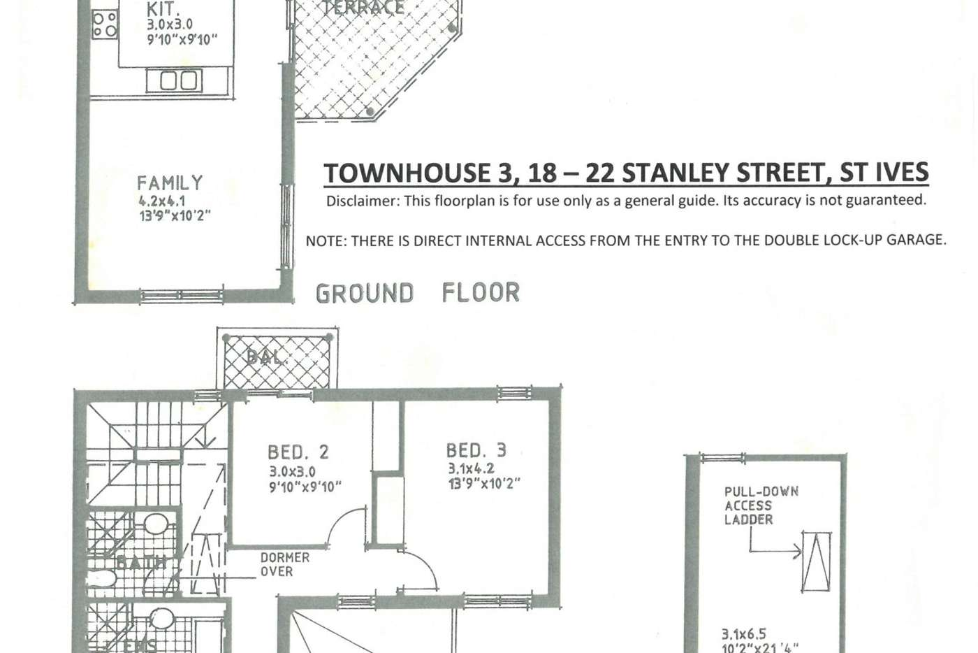 Seventh view of Homely house listing, Townhouse 3/18-22 Stanley Street, St Ives NSW 2075