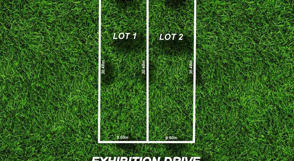 Lot 2/16 Exhibition Drive