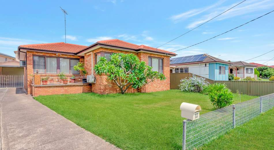 12 Charlotte Crescent, Canley Vale NSW 2166