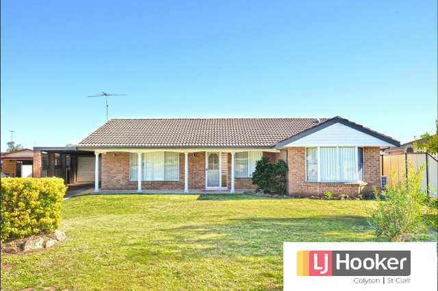 50 Menzies Circuit, St Clair NSW 2759
