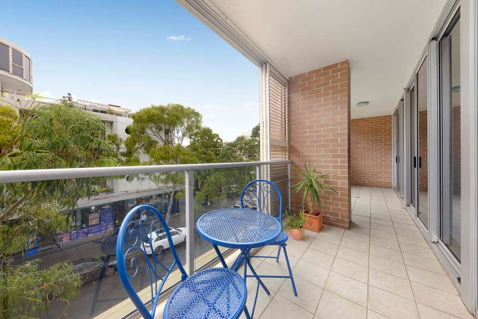 Second view of Homely apartment listing, 15/7 Crystal Street, Waterloo NSW 2017