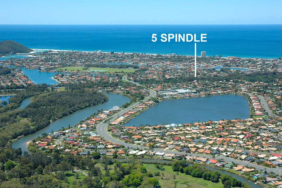 Fourth view of Homely house listing, 5 Spindle Street, Palm Beach QLD 4221