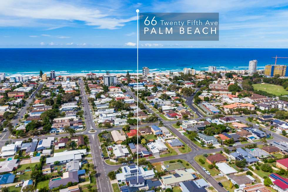 Second view of Homely house listing, 66 Twenty Fifth Avenue, Palm Beach QLD 4221