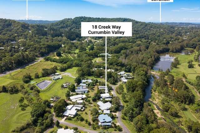 18 Creek Way, Currumbin Valley QLD 4223