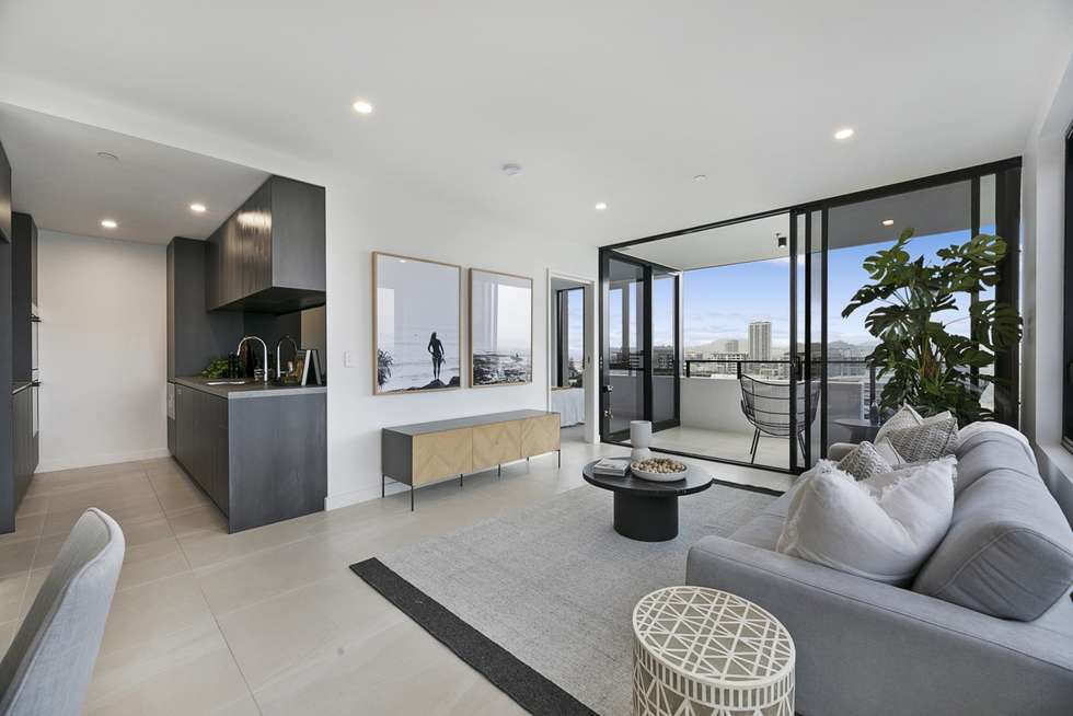 Second view of Homely unit listing, 806/16-20 Seventh Avenue, Palm Beach QLD 4221