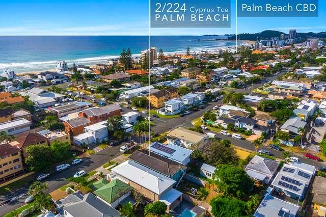 2/224 Cypress Terrace, Palm Beach QLD 4221