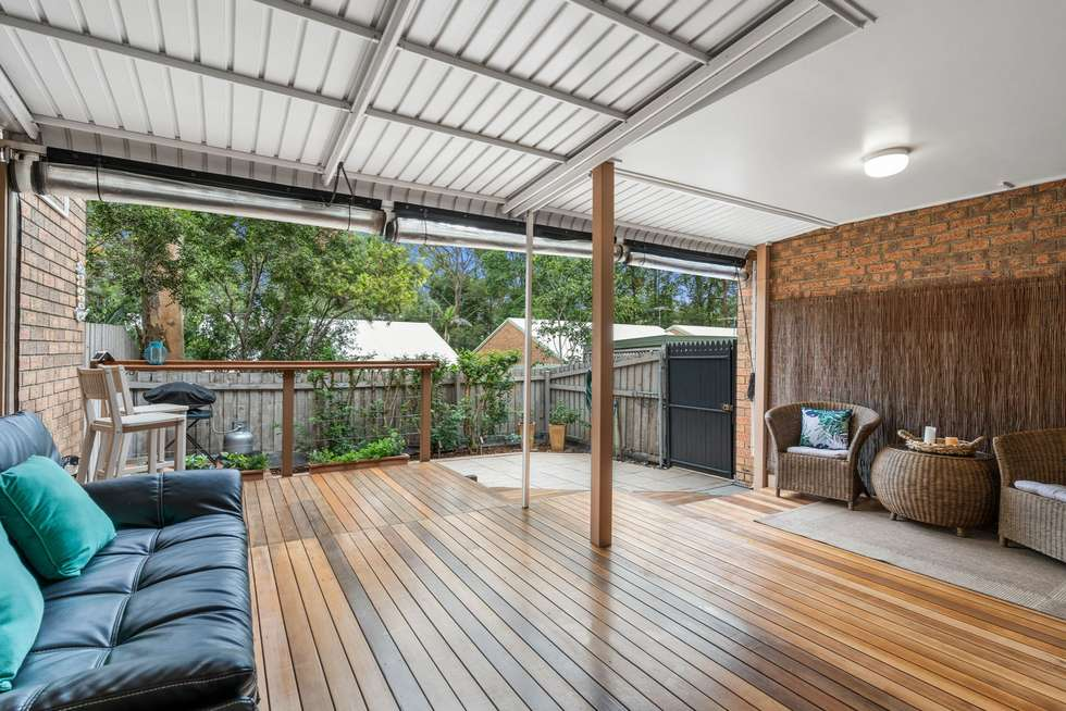 Second view of Homely townhouse listing, Unit 10/32 Bendena Terrace, Carina Heights QLD 4152