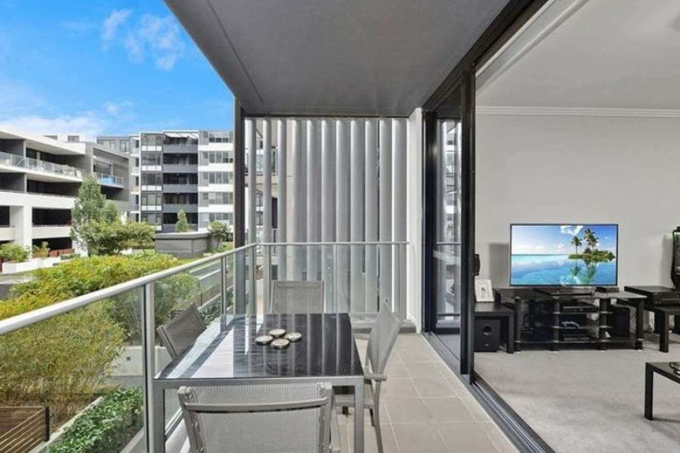 Main view of Homely unit listing, 701/3 Waterways St, Wentworth Point NSW 2127