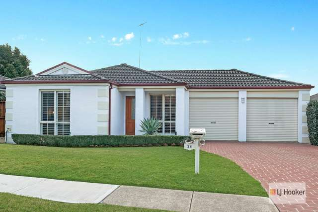28 Merriville Road, Kellyville Ridge NSW 2155
