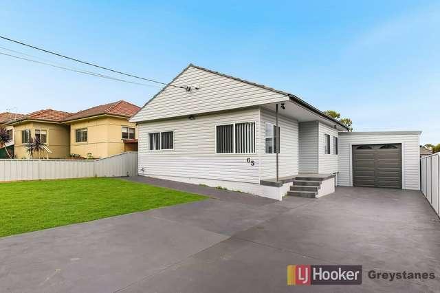 65 Bruce Street, Merrylands NSW 2160
