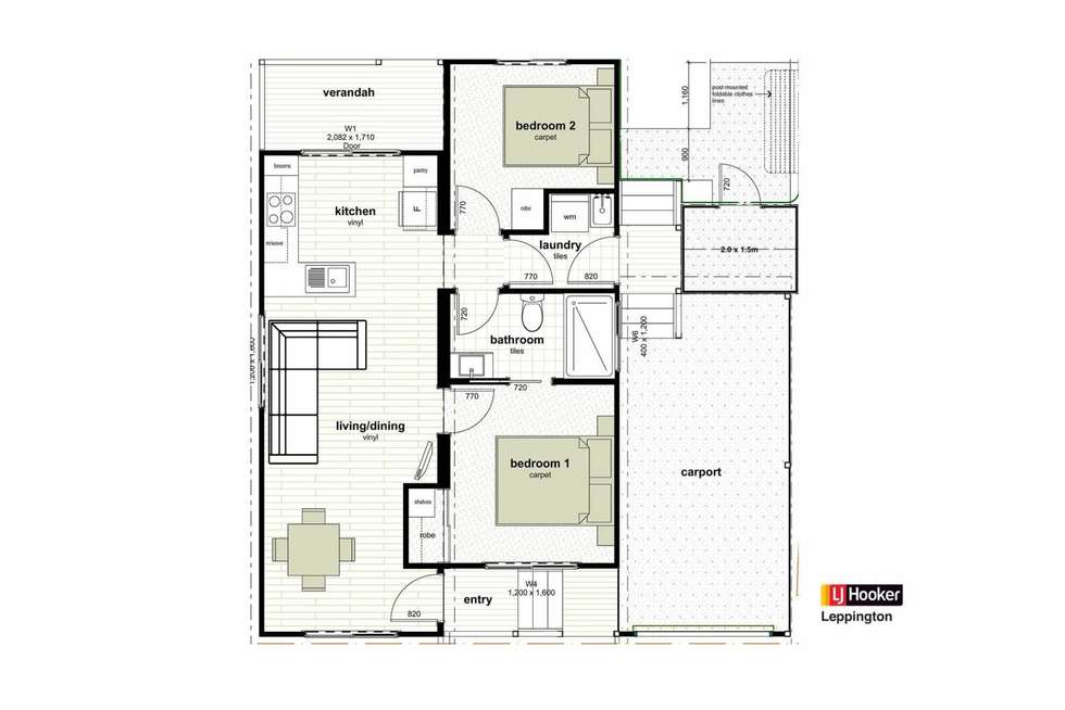 Second view of Homely house listing, Site 68, 1 Camden Valley Way, Leppington NSW 2179
