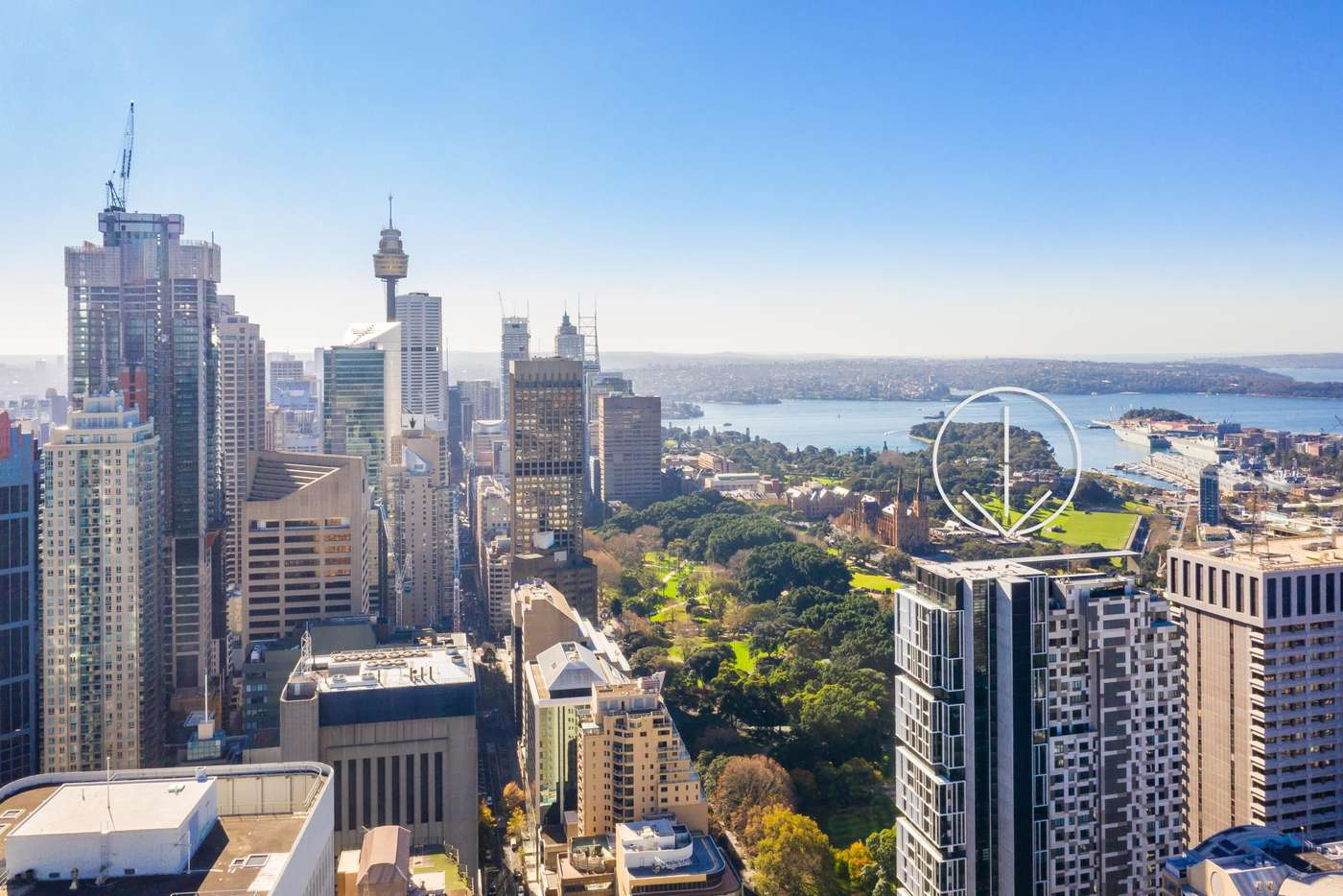 Sixth view of Homely apartment listing, 3201/130 Elizabeth Street, Sydney NSW 2000