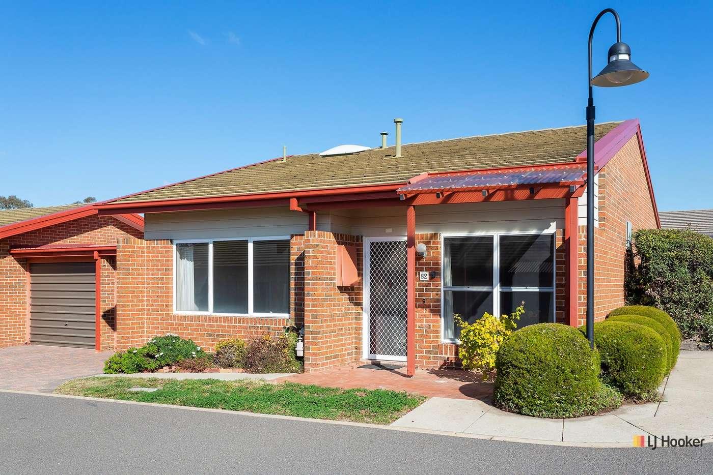 Main view of Homely retirement listing, 82/177 Badimara Street, Fisher ACT 2611
