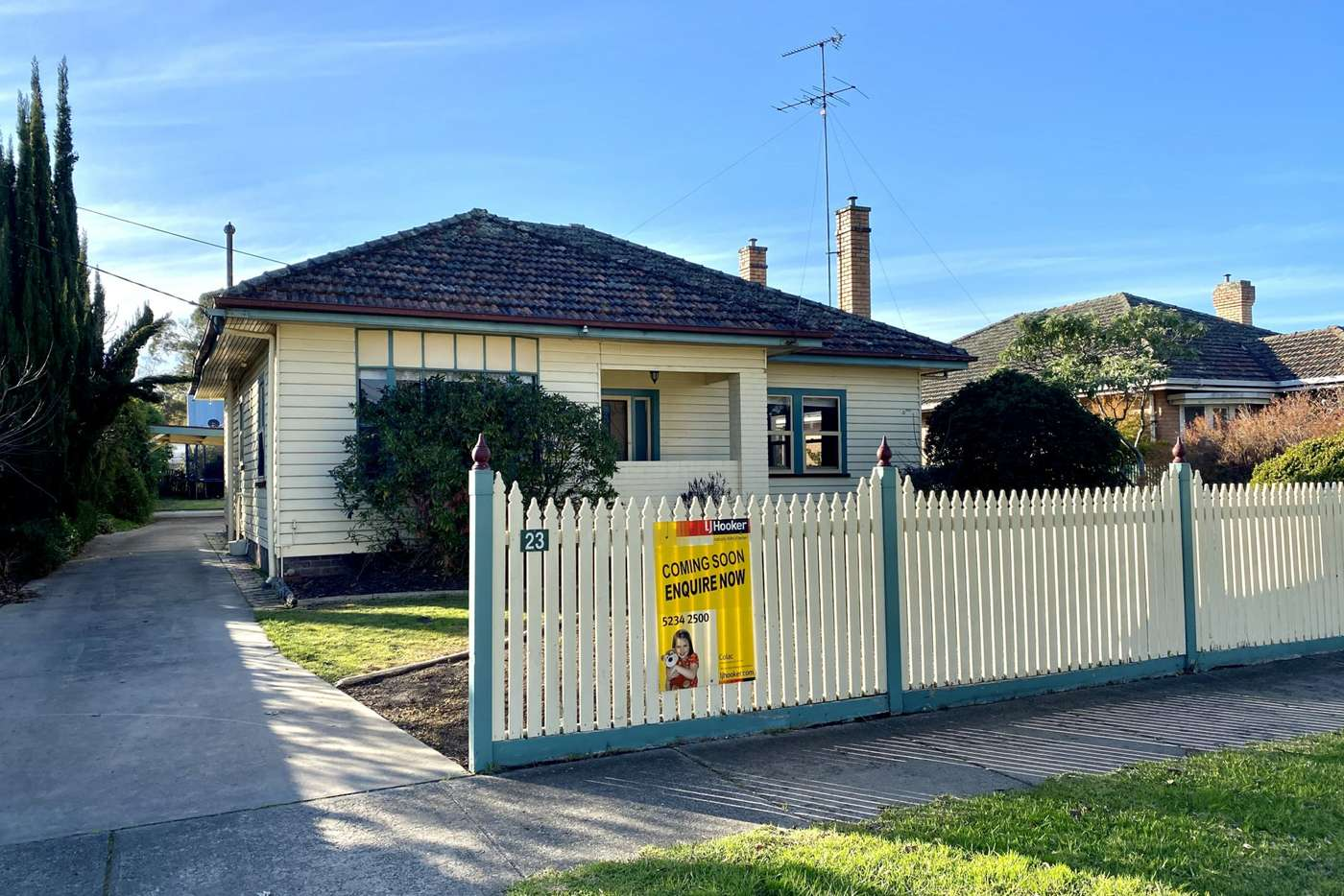 Main view of Homely house listing, 23 Manifold Street, Colac VIC 3250