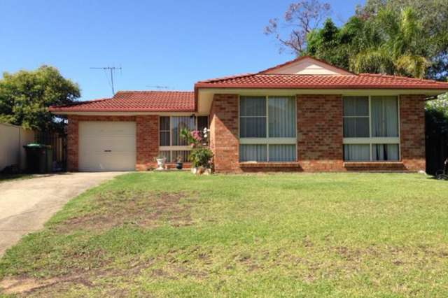 91 Explorers Way, St Clair NSW 2759