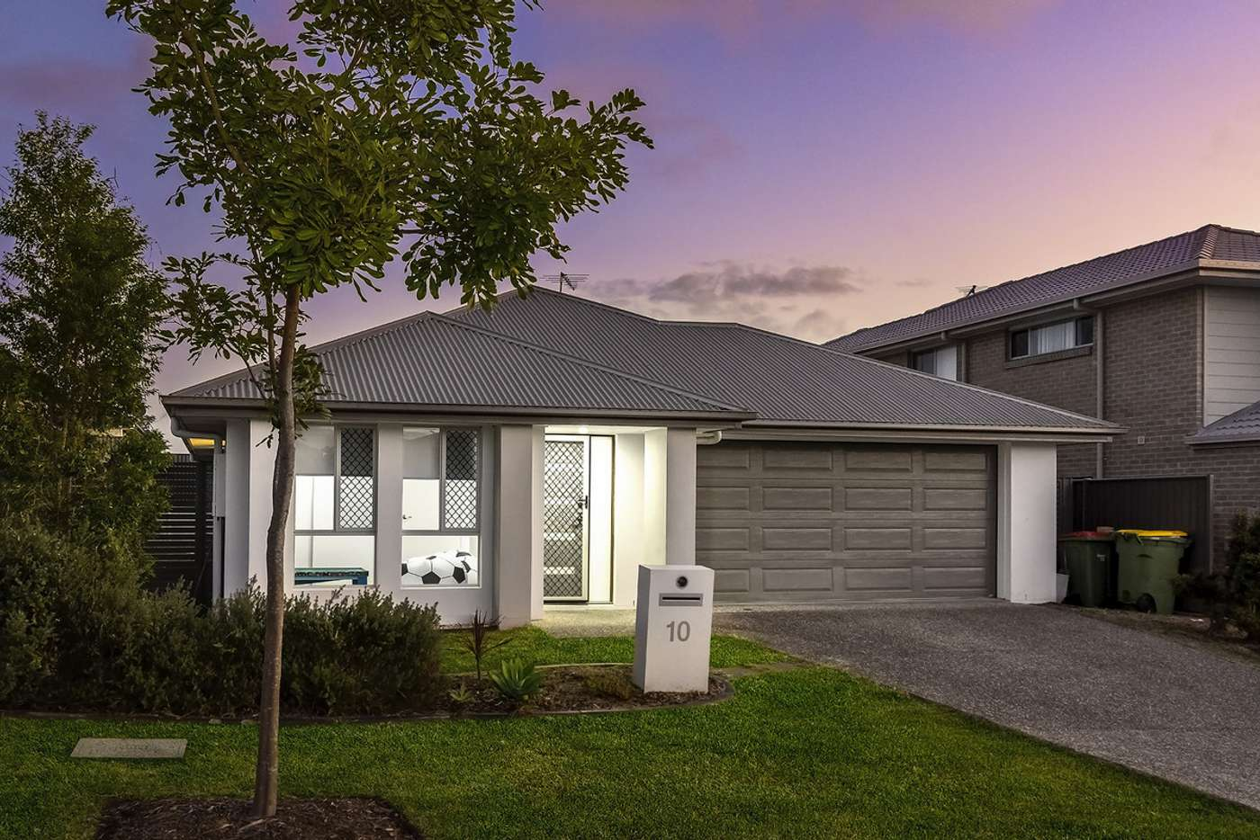 Main view of Homely house listing, 10 Capella Street, Coomera QLD 4209