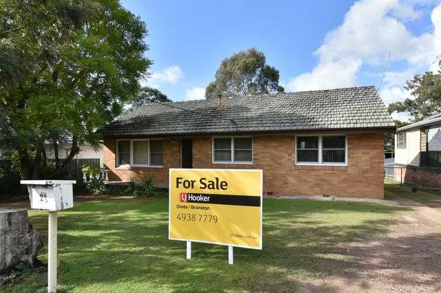 21 Cessnock Road, Branxton NSW 2335