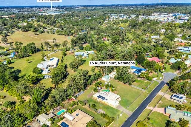 15 Ryder Court, Narangba QLD 4504
