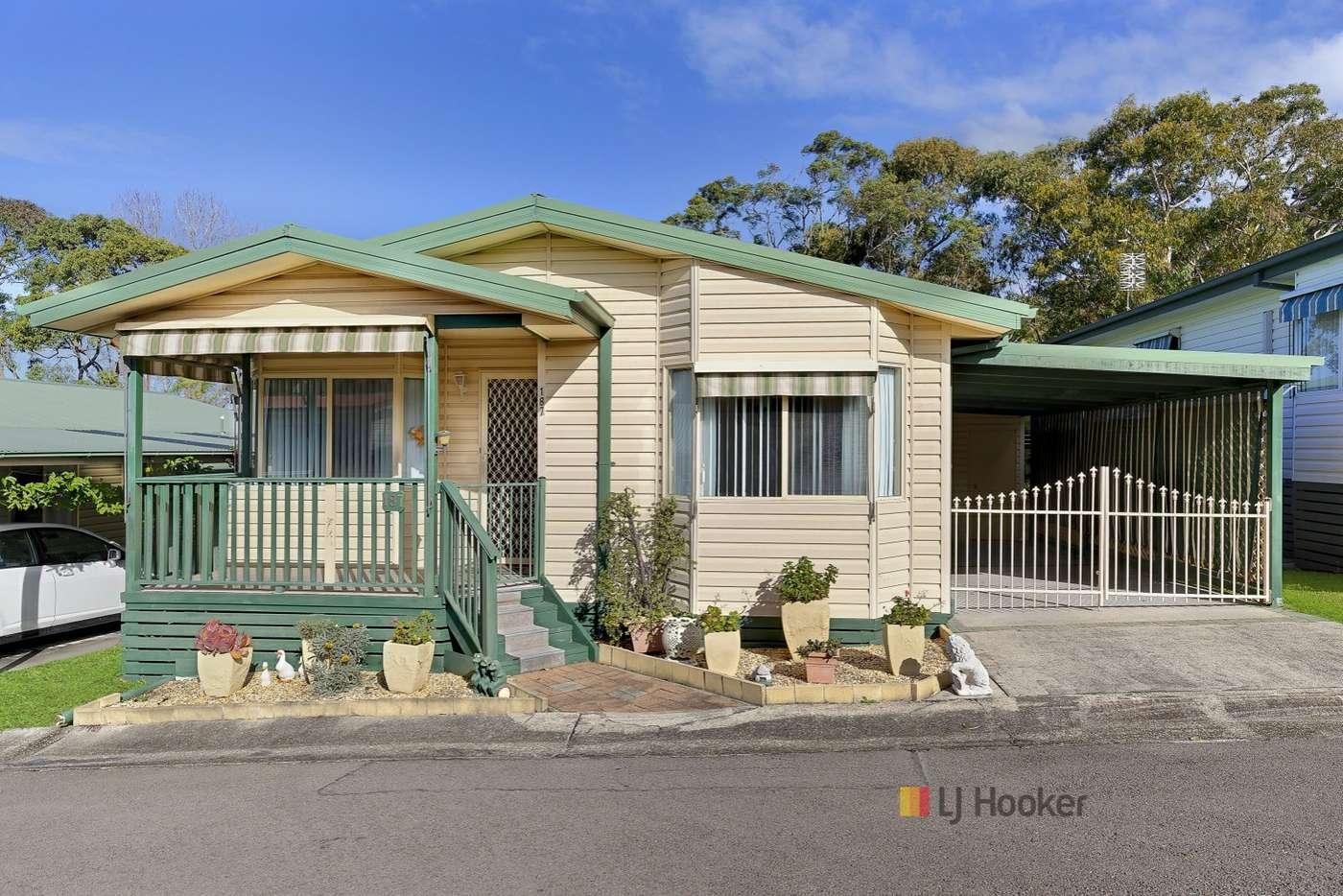Main view of Homely house listing, 187/186 Sunrise Avenue, Halekulani NSW 2262