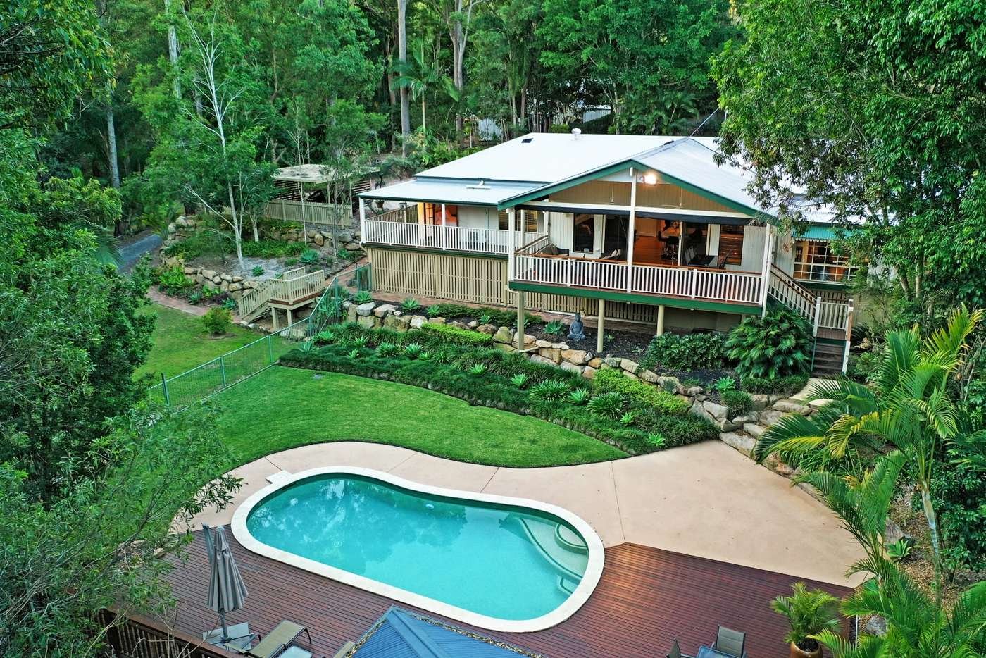 Main view of Homely house listing, 8 Hugh Guinea Court, Worongary QLD 4213