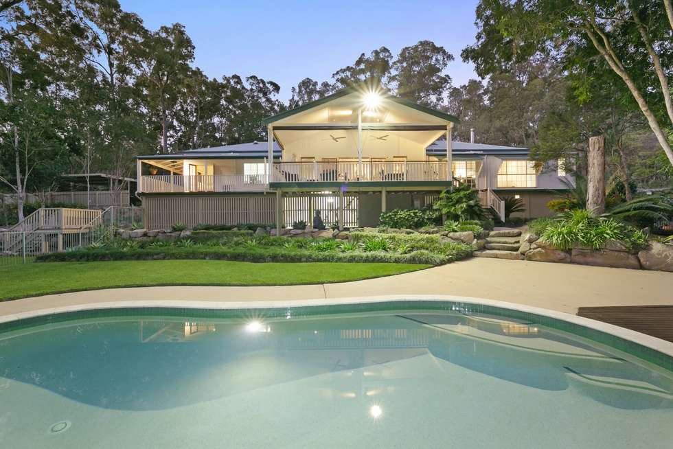 Second view of Homely house listing, 8 Hugh Guinea Court, Worongary QLD 4213