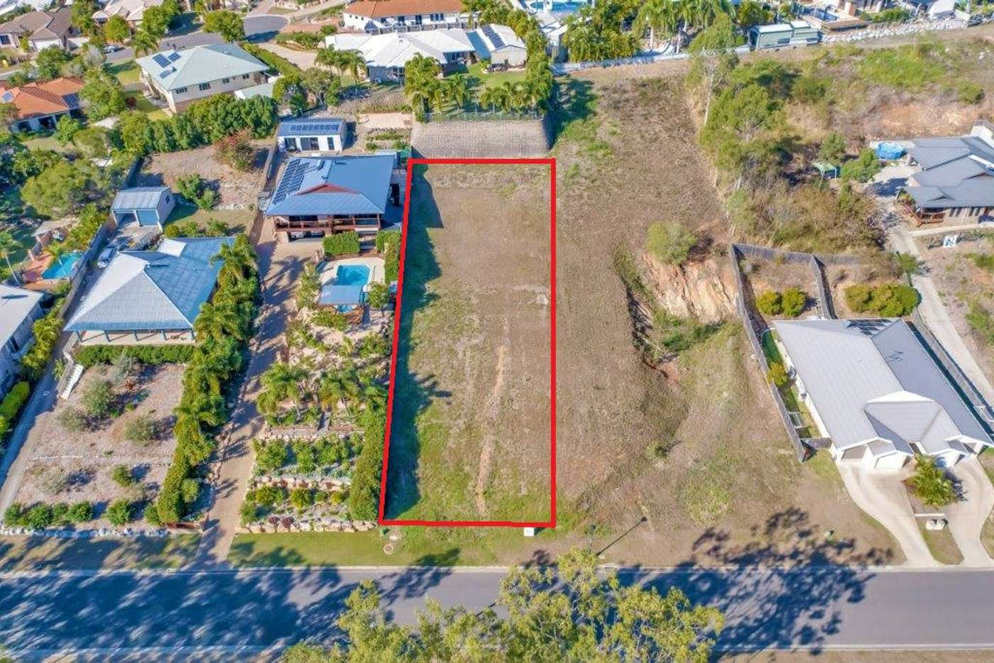 Main view of Homely residentialLand listing, 17 Parsloe Street, Telina QLD 4680