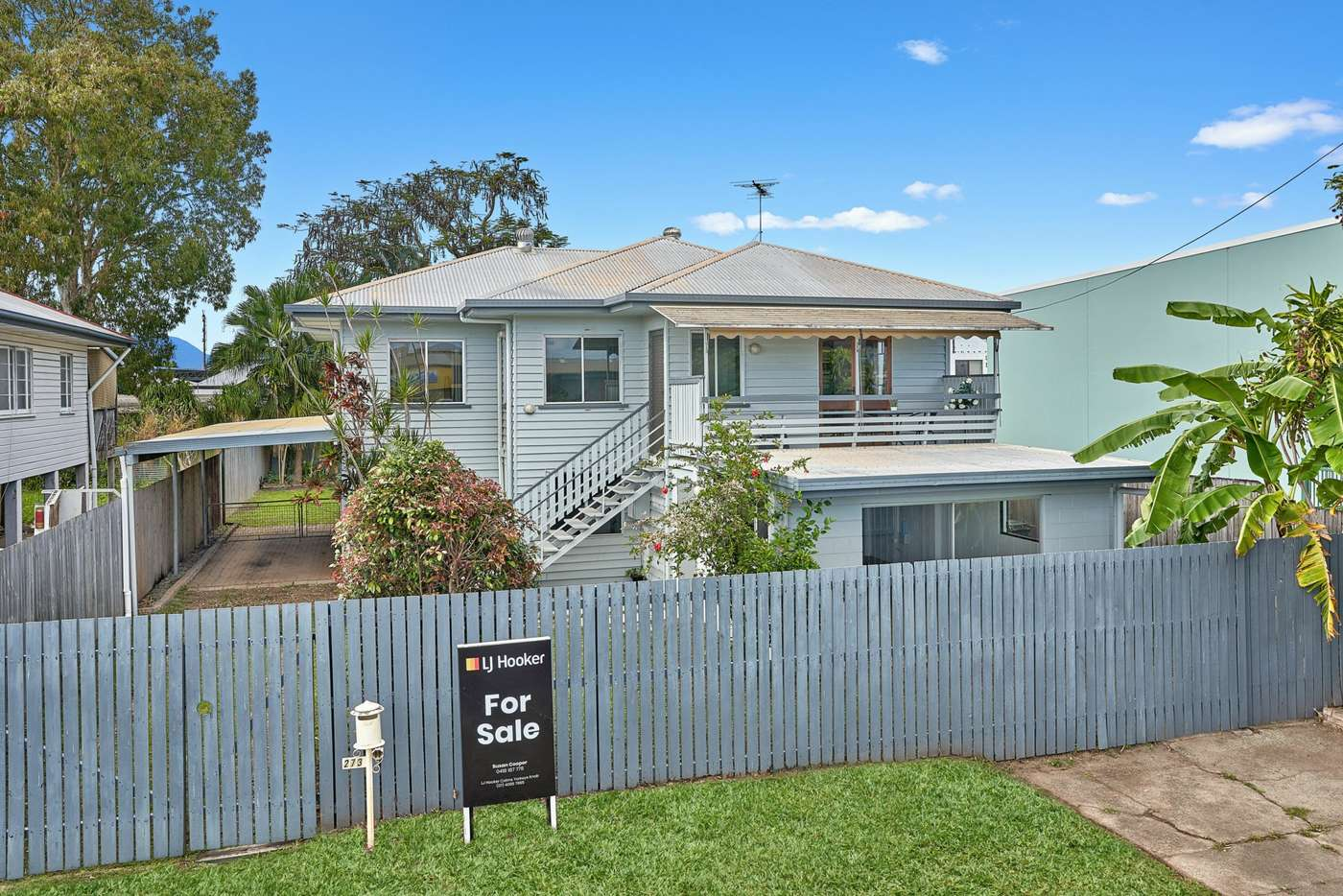 Main view of Homely house listing, 273 Spence Street, Bungalow QLD 4870
