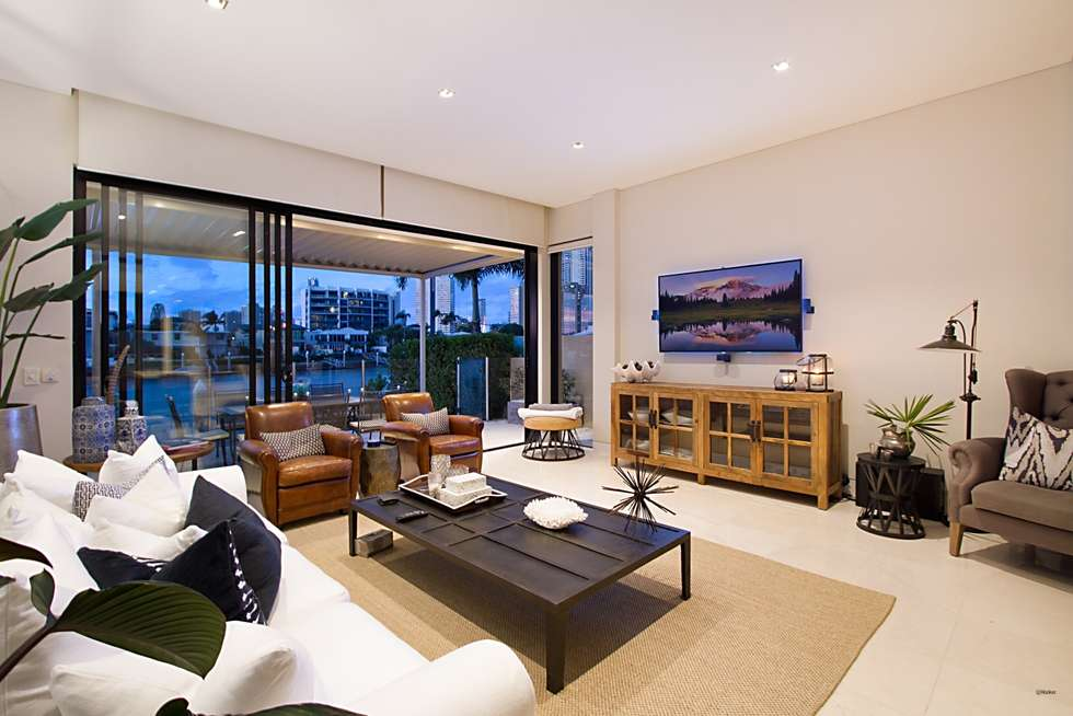 Second view of Homely townhouse listing, 2/66 Sunrise Boulevard, Surfers Paradise QLD 4217