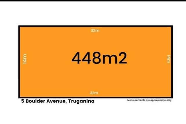 5 Boulder Av, Truganina VIC 3029