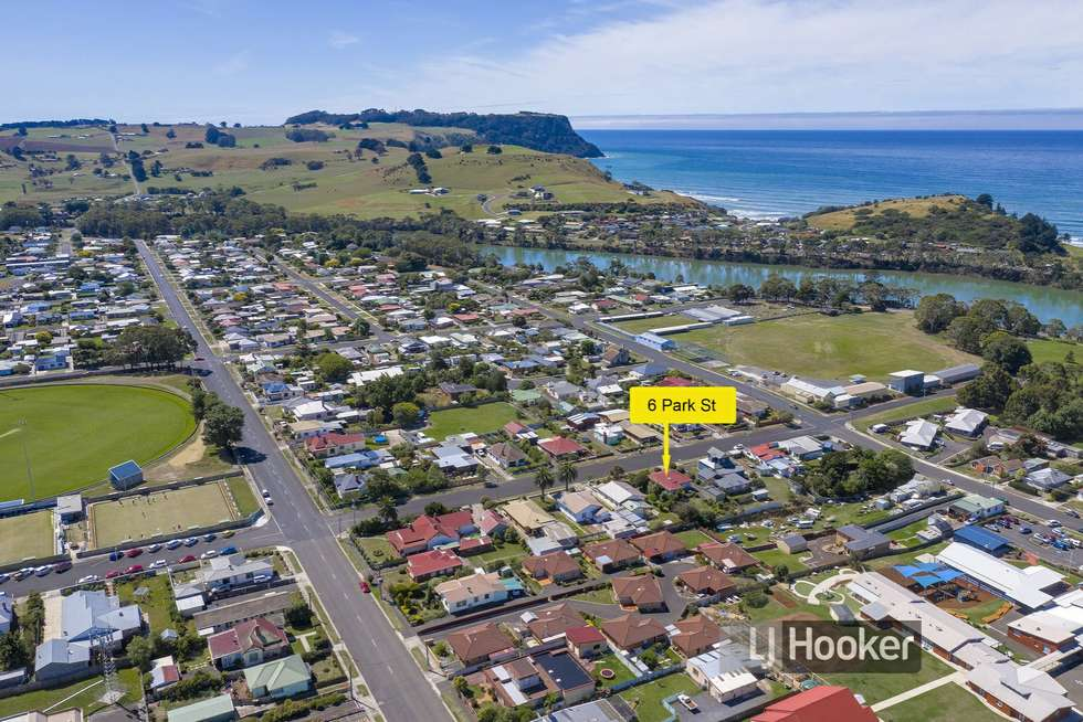 Second view of Homely house listing, 6 Park Street, Wynyard TAS 7325