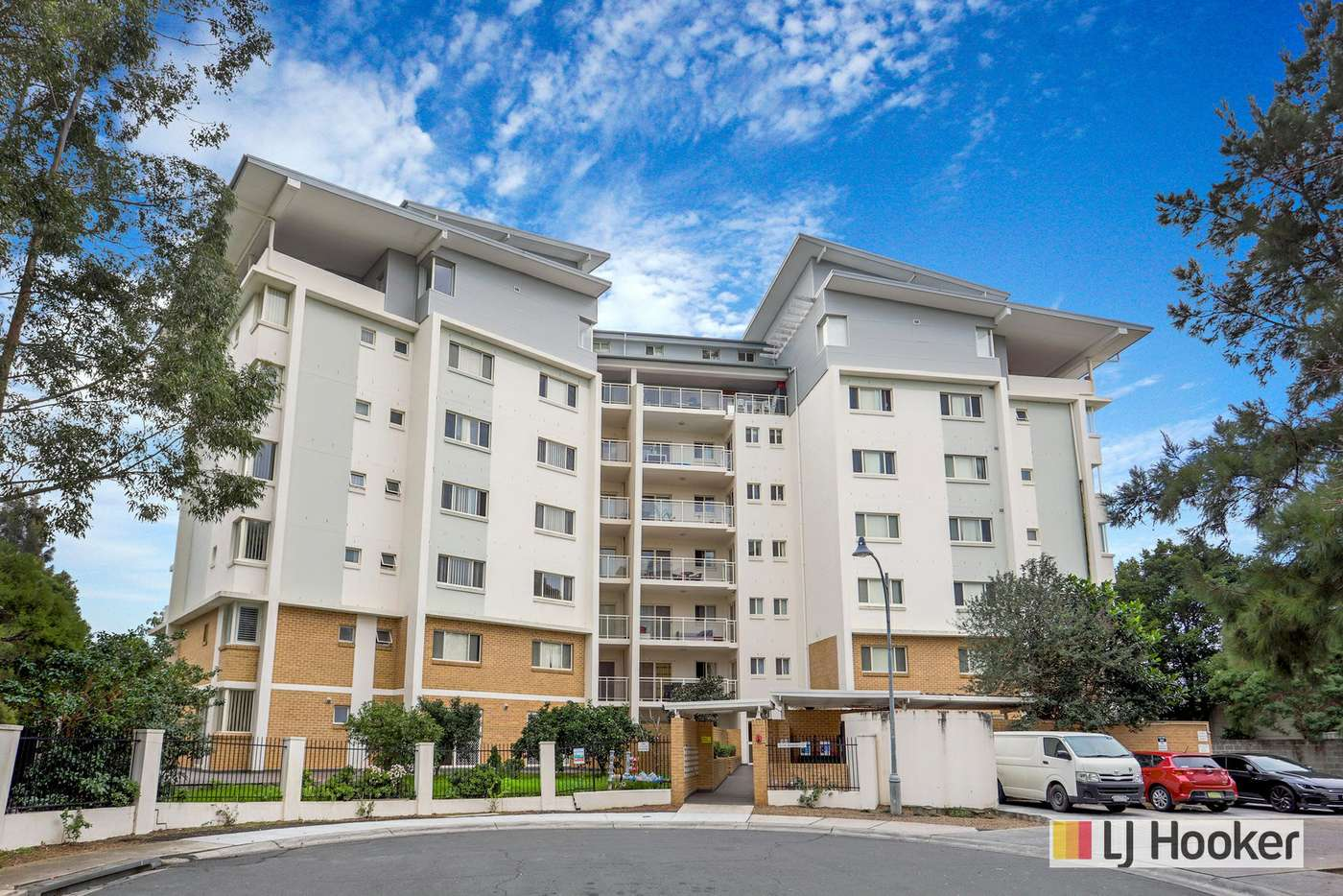 Main view of Homely unit listing, 1/12-14 Benedict Court, Holroyd NSW 2142