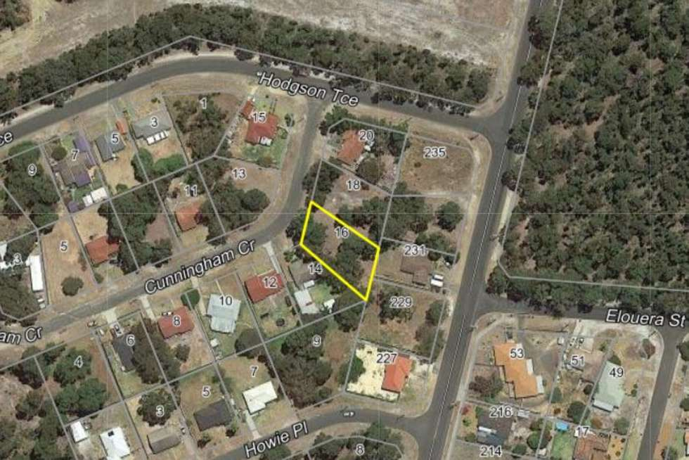 Fifth view of Homely residentialLand listing, 16 Cunningham Crescent, Collie WA 6225