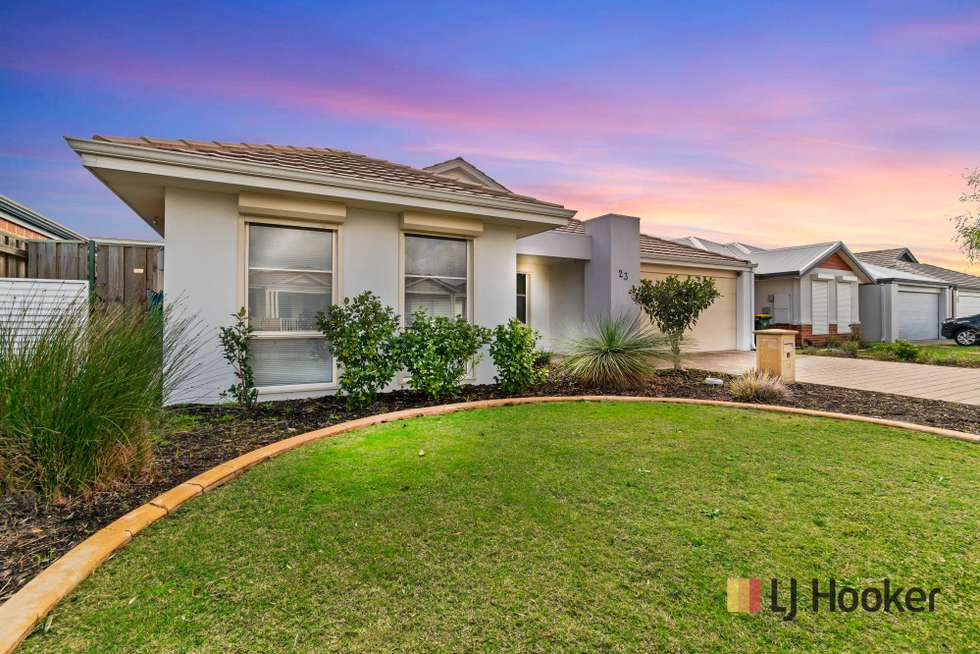 Second view of Homely house listing, 23 Cheriton Avenue, Ellenbrook WA 6069