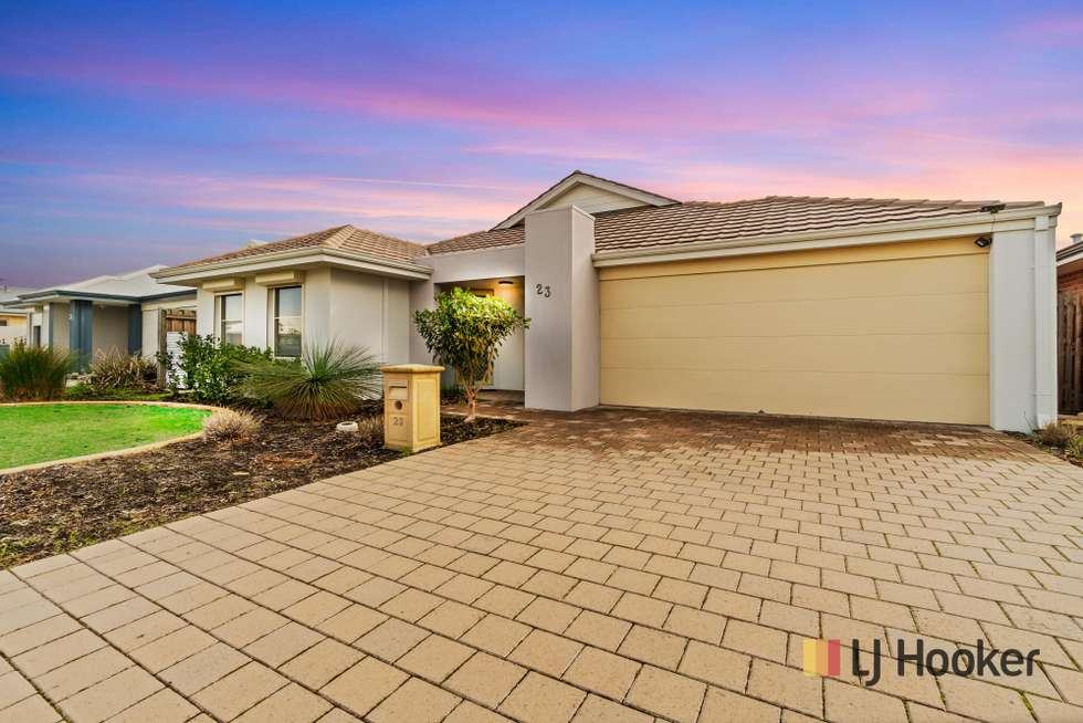 Third view of Homely house listing, 23 Cheriton Avenue, Ellenbrook WA 6069