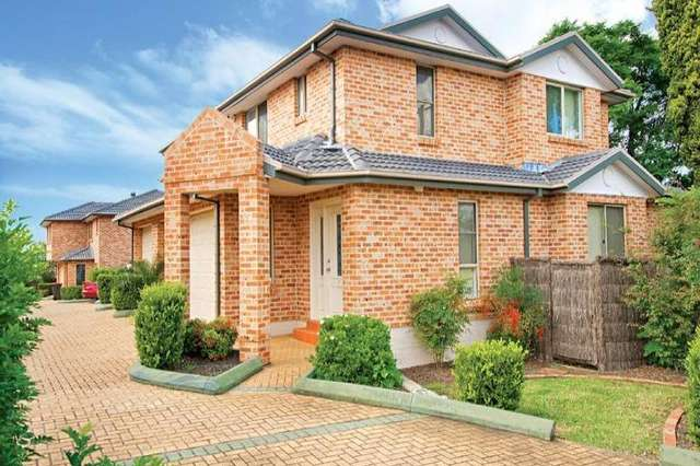3/125-127 Old Northern Road, Baulkham Hills NSW 2153