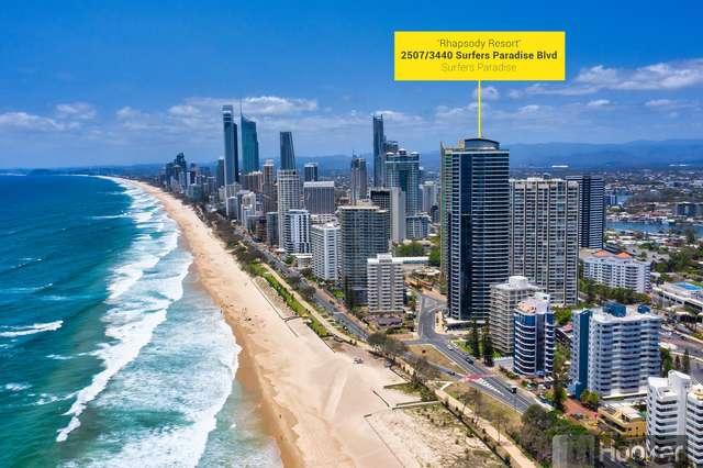 2507/3440 Surfers Paradise Boulevard, Surfers Paradise QLD 4217