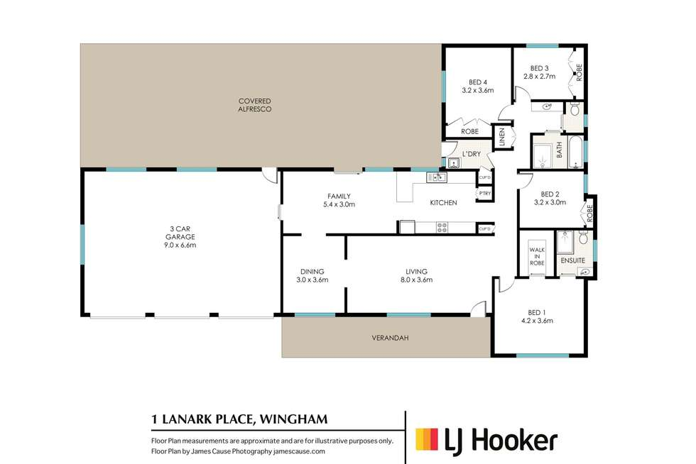 Second view of Homely house listing, 1 Lanark Close, Wingham NSW 2429